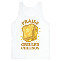 Praise Grilled Cheesus