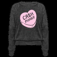 Cash Money Candy Heart