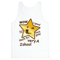 Gold Star Doge