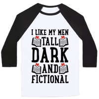 I Like My Men Tall, Dark and Fictional