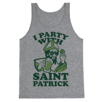 I Party With St. Patrick