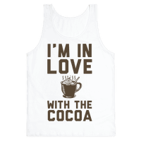 I'm in Love with the Cocoa (hot chocolate)