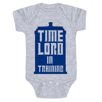 Timelord in Training