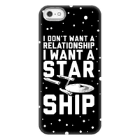 I Want A Starship Phonecase