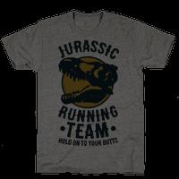 Jurassic Running Team