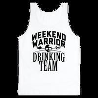 Weekend Warrior Drinking Team
