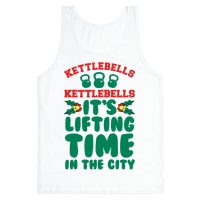 Kettlebells! Kettlebells! It's Lifting Time in the City!
