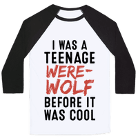 I Was A Teenage Werewolf Before It Was Cool
