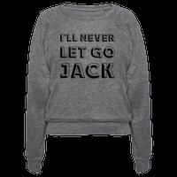 I'll Never Let Go Jack