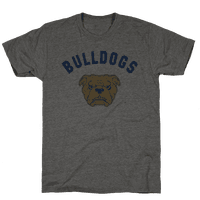 Bulldogs Blue & gold