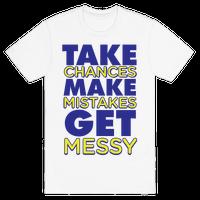 Get Messy!