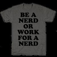 Be A Nerd