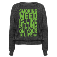 Smoking Weed Is Like Hitting The HD Button On Your Life