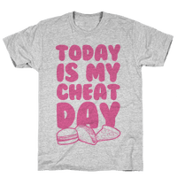Today is my Cheat Day (Pink)