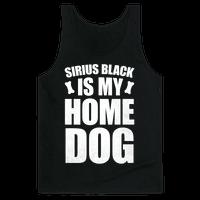 Sirius Black Is My Home Dog