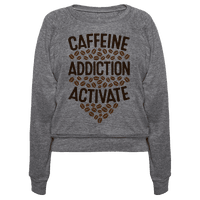 Caffeine Addiction Activate!