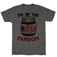 I'm In The Nutella Fandom