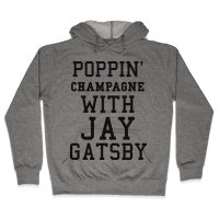 Poppin' Champagne With Jay Gatsby (Sweater)