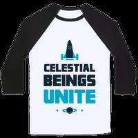 Celestial Beings Unite