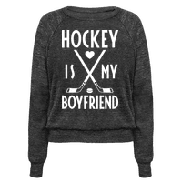 Hockey Is My Boyfriend