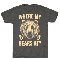 Where My Bears At?