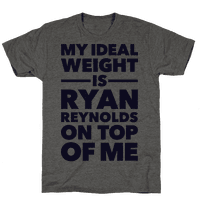 Ideal Weight (Ryan Reynolds)