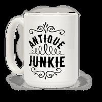 Antique Junkie Mug