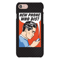 New Phone Who Dis
