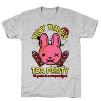 Tiny Tina\'s Tea Party T-Shirt | LookHUMAN
