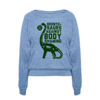 Brontosaurs Against Body Shaming