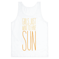 Girls Just Want To Have Sun