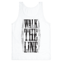 Walk The Line (Tank)