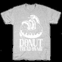 Donut Tread on Me