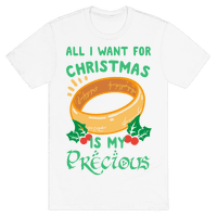 All I Want For Christmas is My Precious