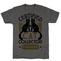Certified Cat Collector