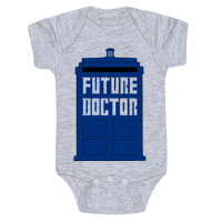 Future Doctor (Dr Who)