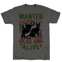 Wanted: Schrodinger's Cat, Dead And Alive