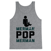 Merman Pop Merman (Tank)