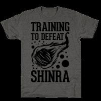 Training to Destroy Shinra
