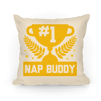 Number One Nap Buddy