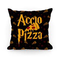 Accio Pizza Pillow
