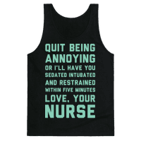 Love Your Nurse Tank