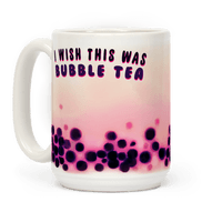 I Wish This Was Bubble Tea