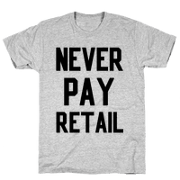 Never Pay Retail