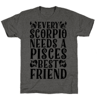 Every Scorpio Needs A Pisces Best Friend