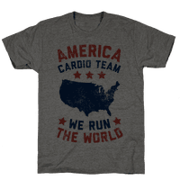 America Cardio Team (We Run The World)