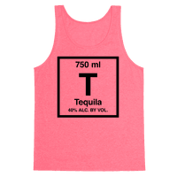 Tequila Element (Periodic Alcohol)