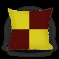 Gryffindor House Color Block Pattern