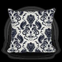 Xenomorph Pillow Pillow