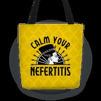 Calm Your Nefertitis